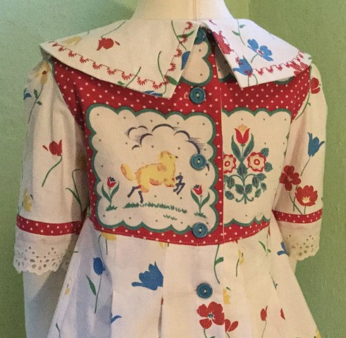 Pennsylvania Dutch with Eyelet