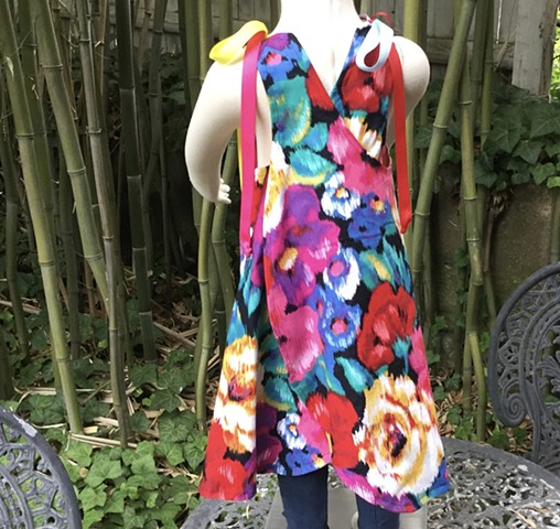 Dress of Many Colors