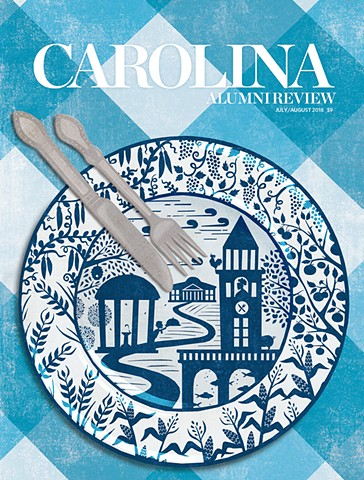 Carolina Alumni Review - Cover