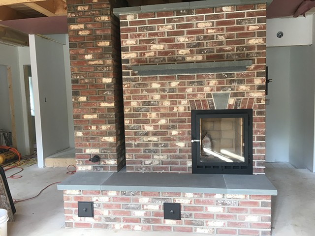 Pittsfield NH Masonry Heater