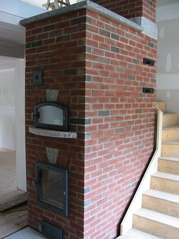 Thornton NH Masonry Heater