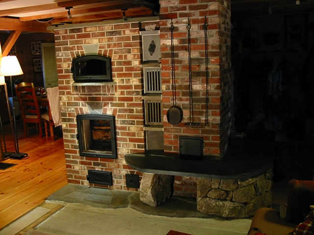Danbury NH Masonry Heater