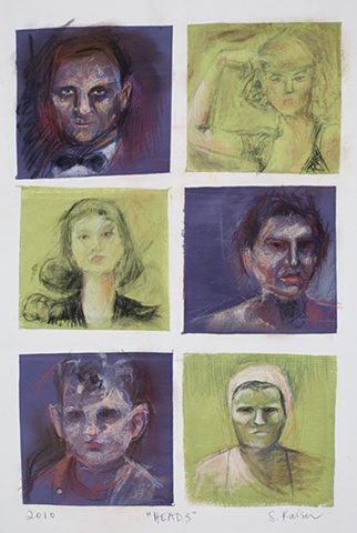 Six Portraits