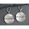 Split Circle Earring