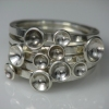 Droplet Rings