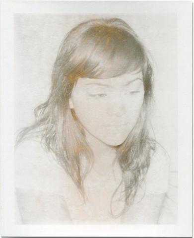 Cristina en blanco