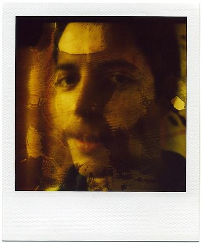 Filtered portrait