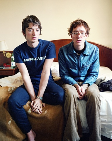 Kings of Convenience, Sport&Street Magazine