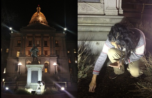 State Capitol, State Flower, State Gardener