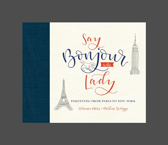 Say Bonjour to the Lady Cover