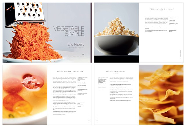 Vegetable Simple Cookbook