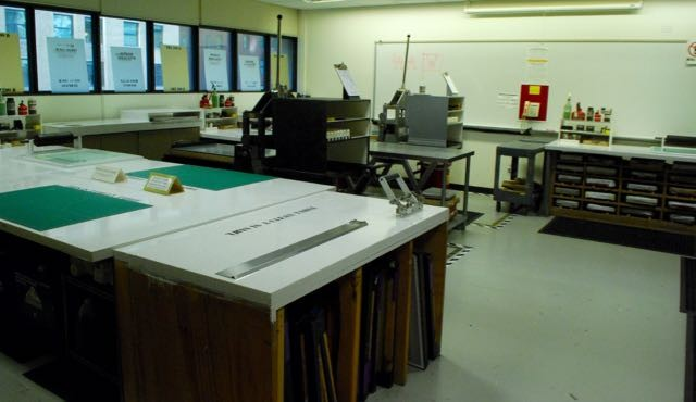 SOUTH WORKSHOP - LITHOGRAPHY