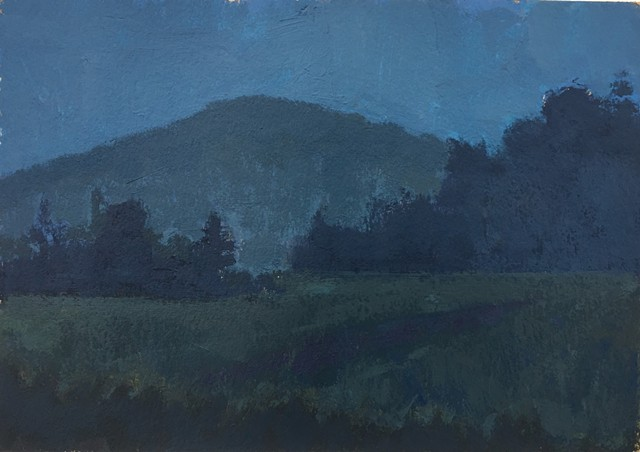 Dawn, Cedar Mountain