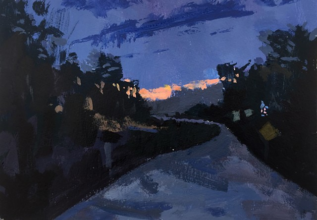 Twilight, Kirtley Trail