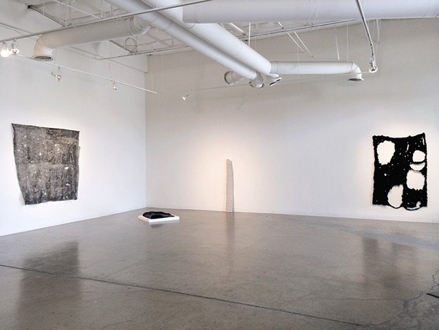 low tide, Installation view
