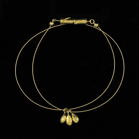 Golden Delicious Necklace