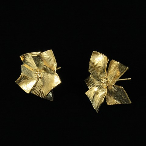 Fivefold Earrings