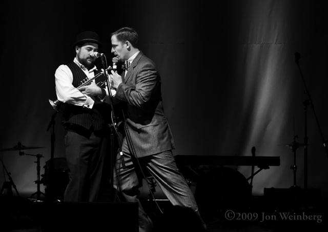 Jordan Katz & Marc Evan Jackson