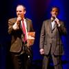 The Hosts: Joel Spence &  Marc Evan Jackson