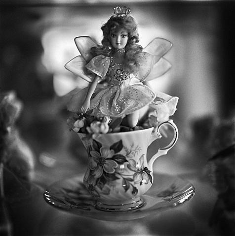 """"""" Betty's Teacup Fairy """""""