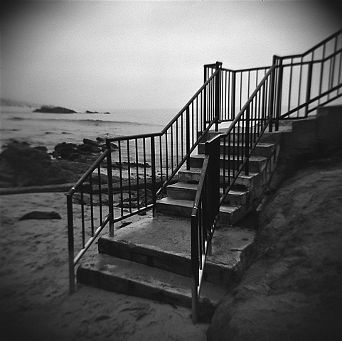 """"""" Weathered Stairs """""""