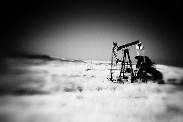 Oil Well, Coalinga, CA
