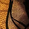 slipper and mat