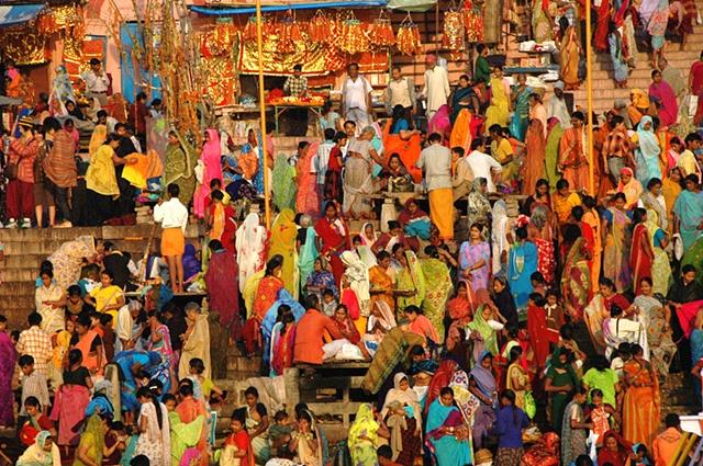 One Morning in Varanasi #1