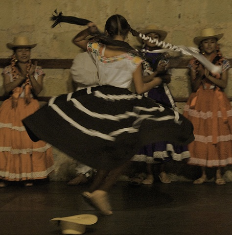 Oaxacan Dancer #2