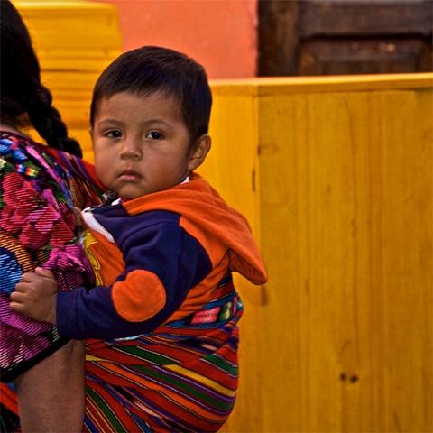 Chichicastenango Child