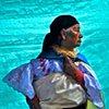 Fruit Market in Otavalo