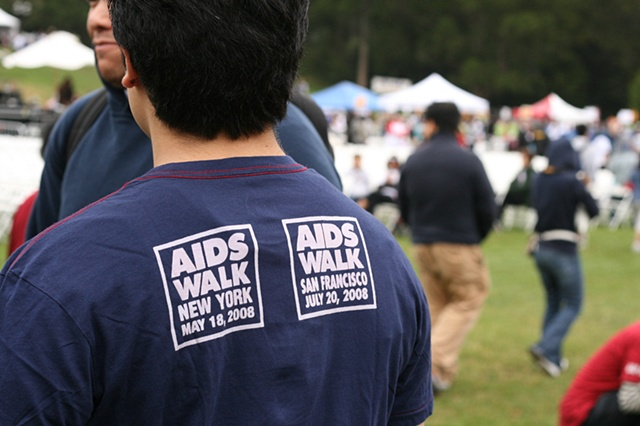 AIDS Walk for Gap Inc.