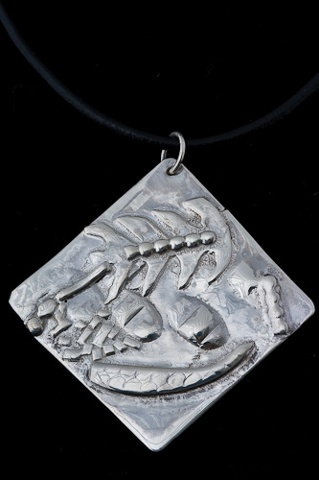 034 Sterling Silver Pendant