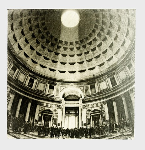 Pantheon, Rome, 2013