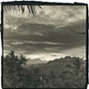 Moloa'a Valley Sunset, Kauai, 2009