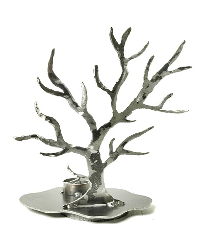 Large Table Top Votive Tree
