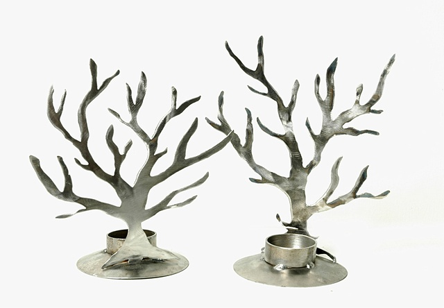 Small Votive Trees
