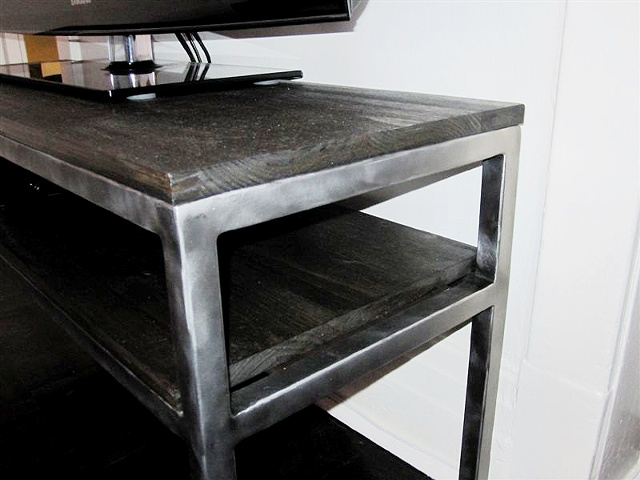 Custom Steel Table