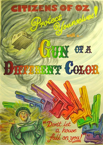 Gun of a Different Color