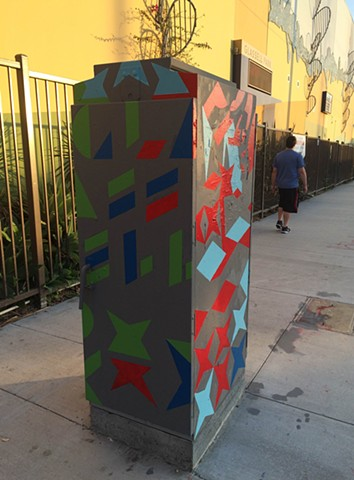 Glassell Park Utility Box