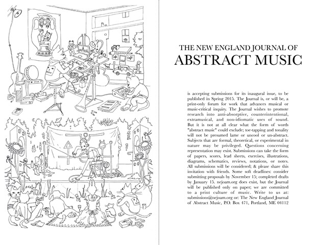 New England Journal of Abstract Music