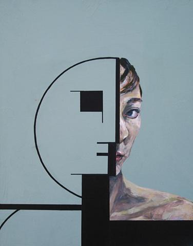 Self Portrait Alter-Ego