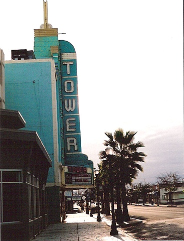 Tower Theater, Roseville, C.A.
