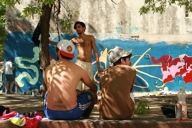 Arte Callejero Series