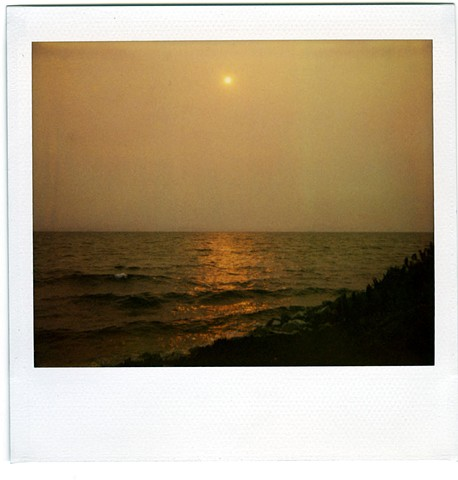 Fire Weather, Polaroid