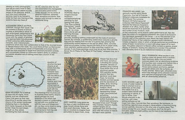 Complete reviews published in The Cornishman