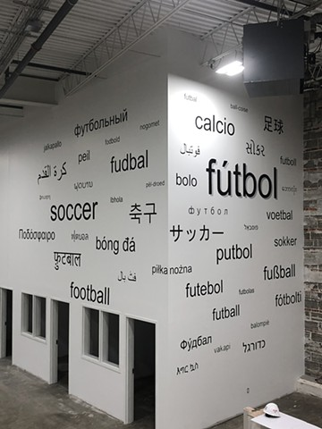 Futbol languages, latex