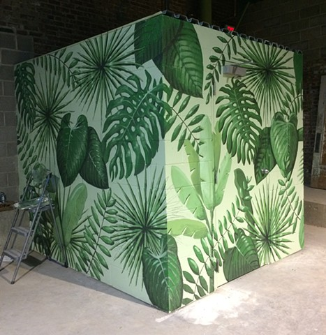 Tropical Liquors Cube
