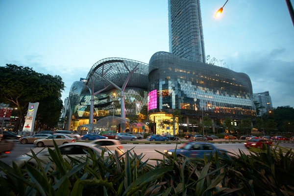 Ion Shopping Ctr, Singapore
