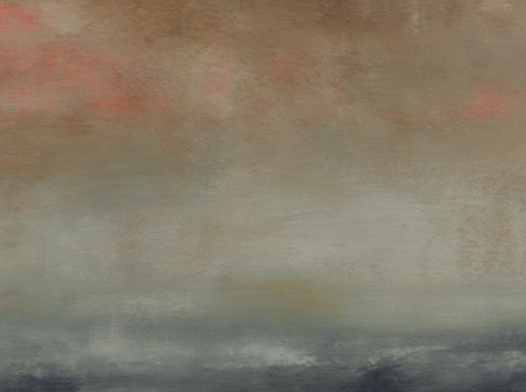 Landscape, abstract, minimal, tonal, soft, subtle, muted